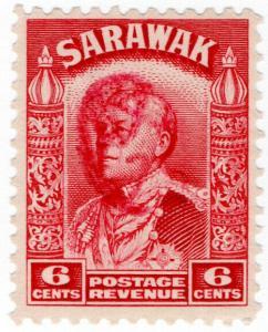 (I.B) Sarawak Revenue : Japanese Occupation OP 6c