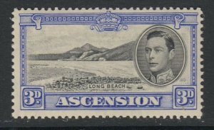 Ascension, Sc 44 (SG 42), MNH