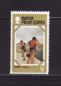 Virgin Islands 327 MNH Sports, Diving