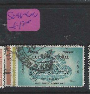 PAKISTAN (PP1308B)  SG 96-8      VFU