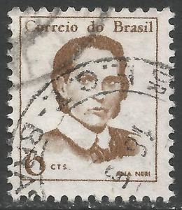 BRAZIL 1040 VFU 1104D-4