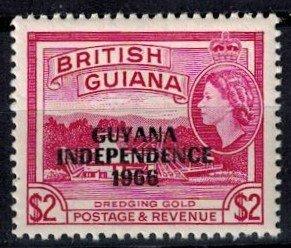 Guyana 32T MNH VF