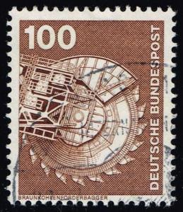 Germany #1179 Coal Excavator; Used (0.25)