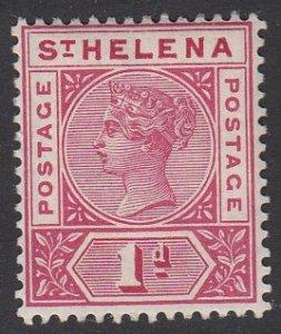 St. Helena 41 MH CV $20.00