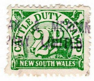 (I.B) Australia - NSW Revenue : Cattle Duty 2d