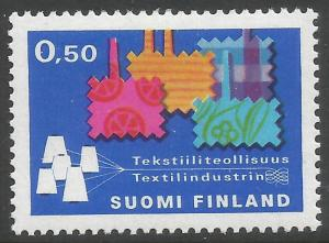 FINLAND 491 MOG Z5345
