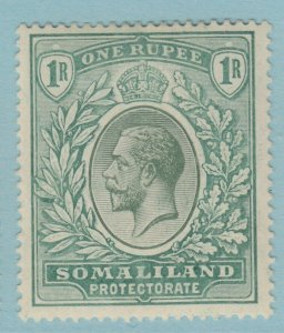SOMALILAND 60  MINT HINGED OG *  NO FAULTS VERY FINE! 1912 - 1919