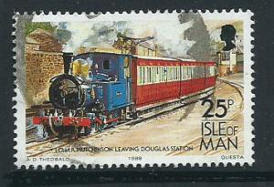 Isle of Man  Fine Used  SG 378