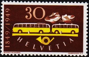 Switzerland. 1949 30c S.G.502 Unmounted Mint