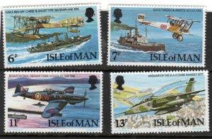 Isle of Man 1978 60th Anniv of Royal Air Force MNH