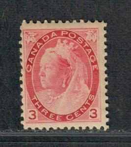 Canada Sc#78 M/NH/F, Cv. $200