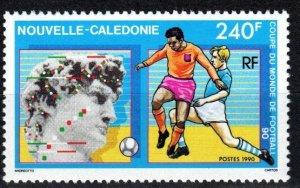 New Caledonia #637  MNH CV $6.00 (X7170)