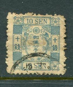Japan #15 Used Accepting Best Offer