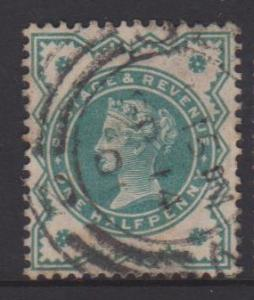 Great Britain Sc#125 Used