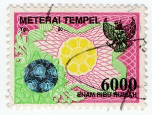 (I.B) Indonesia Revenue : General Duty 6000R (Meterai Tempel)