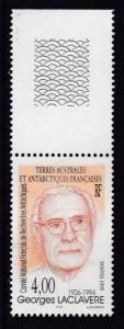 French Southern & Antarctic Territories 1998 Georges Laclavere Geographer VF/NH