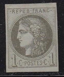 France 38 VF-PH-OG scott cv $ 160 ! see pic !