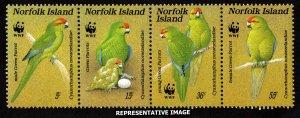 Norfolk Islands Scott 421a-421d Mint never hinged.