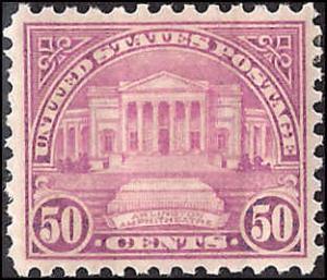 701 Mint,OG,XLH... SCV $30.00... Pretty Red Lilac shade