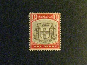 Jamaica #38 mint hinged  a198.9480