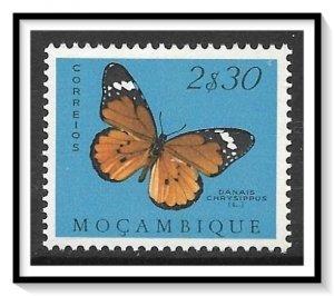 Mozambique #374 Butterflies MNH