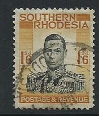 Southern Rhodesia SG 49  Used