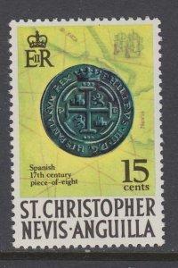 St Kitts Nevis 215 MNH VF