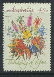 SG 1231  SC# 1164b  Used  Wildflowers
