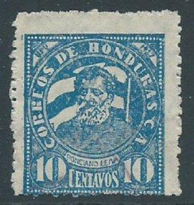 Honduras, Sc #250, 10c Used