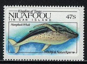 Tonga Niuafo'ou Scott 44 MNH!
