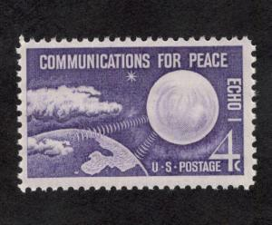 1173 Communications For Peace US Single Mint/nh FREE SHIPPING