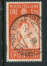 Italy #394 Used (Box1)