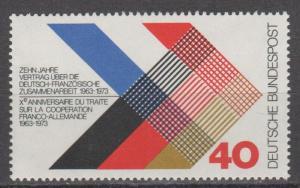 Germany #1101 MNH VF (ST919)