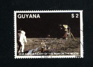 Guyana #2007A used 1989  PD
