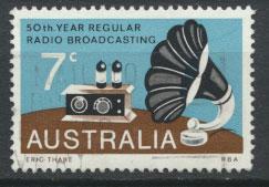 Australia SG 560- Used