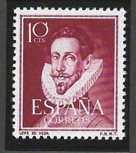 Spain 773  MNH