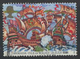 Great Britain SG 1402  Used   - Spanish Armada