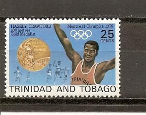 Trinidad and Tobago 267 MNH