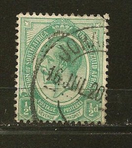 South Africa 2 King George V Used