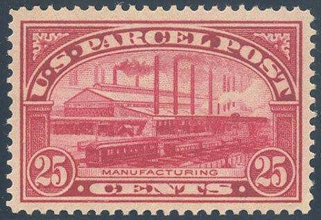 US Scott #Q9 Mint, XF, XLH, PSE (Graded 90)