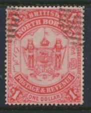 North Borneo  SG 47 Used    please see scans & details