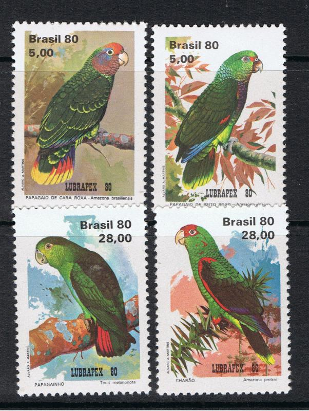 BRAZIL 1980 PHILATELIC EXHIBITION LISBON