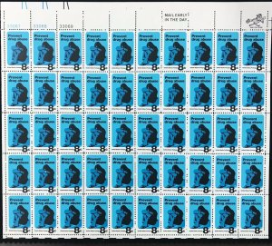 1438   San Juan Puerto Rico 450th Anniversary    MNH 8¢ sheet of 50   FV $4.00