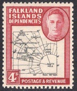 FALKLAND ISLANDS SCOTT 1L5