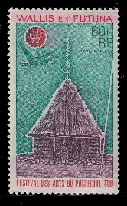 Wallis & Futuna Islands C40 MNH