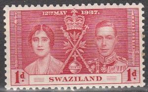 Swaziland #24 MNH   (S7239)