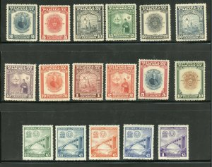 PARAGUAY CLASSIC MOSTLY MINT SELECTION HIGH CATALOGUE VALUE AS SHOWN