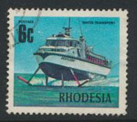 Rhodesia   SG 443b  SC# 282  Used  defintive 1973  see details