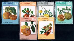 [65910] Mozambique 1982 Flora Fruits Fruchte  MNH