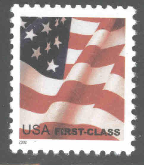 USA Scott 3620 MNH** Flag stamp